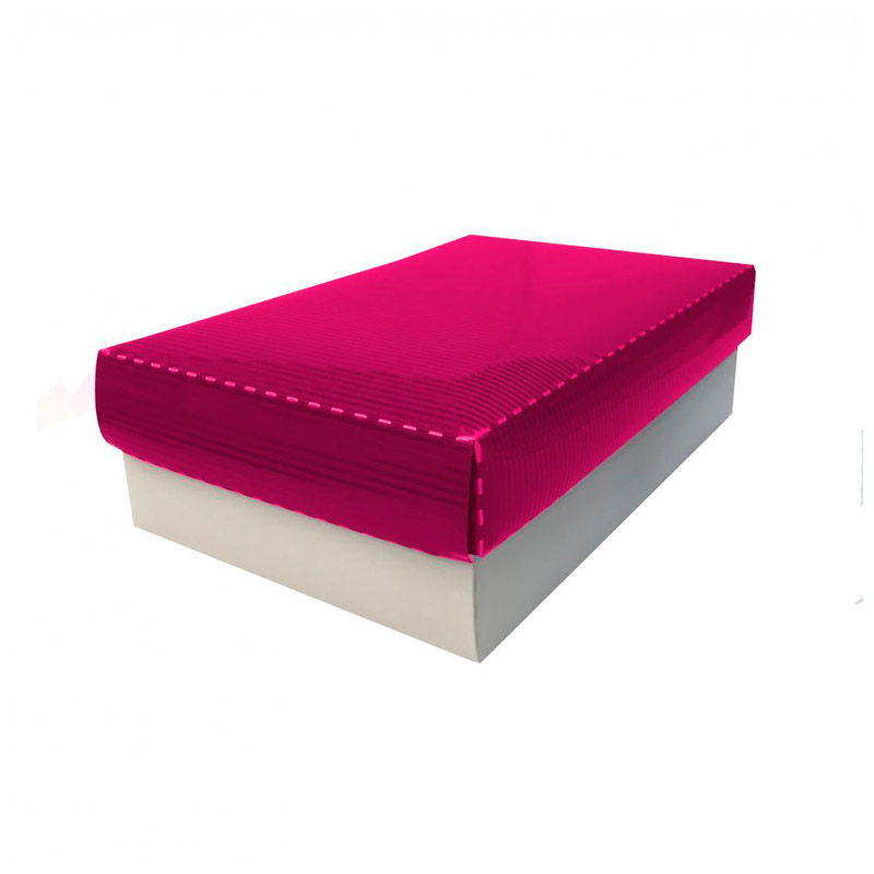 CAIXA ORGANIZADORA SMALL COLORS ROSA