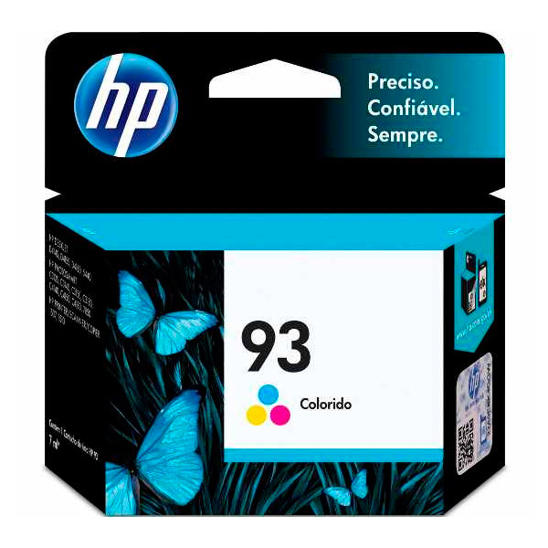 CARTUCHO HP C9361W (93) 7ML COLOR
