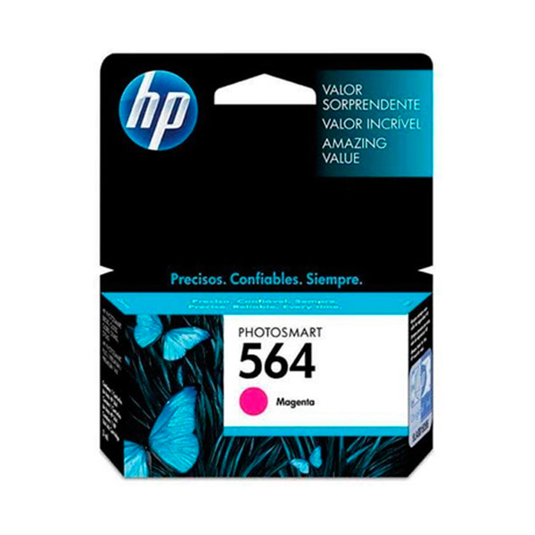 CARTUCHO HP CB319W (564) 3,5ML MAGENTA